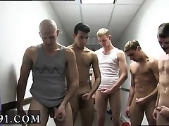 Gay bathroom gloryhole anal sex This..