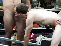 Straight boy pummeled by senior gay..