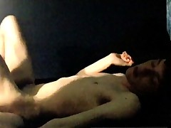 Free gay male uncut and jerking off..
